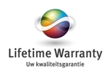Activeer Lifetime warranty